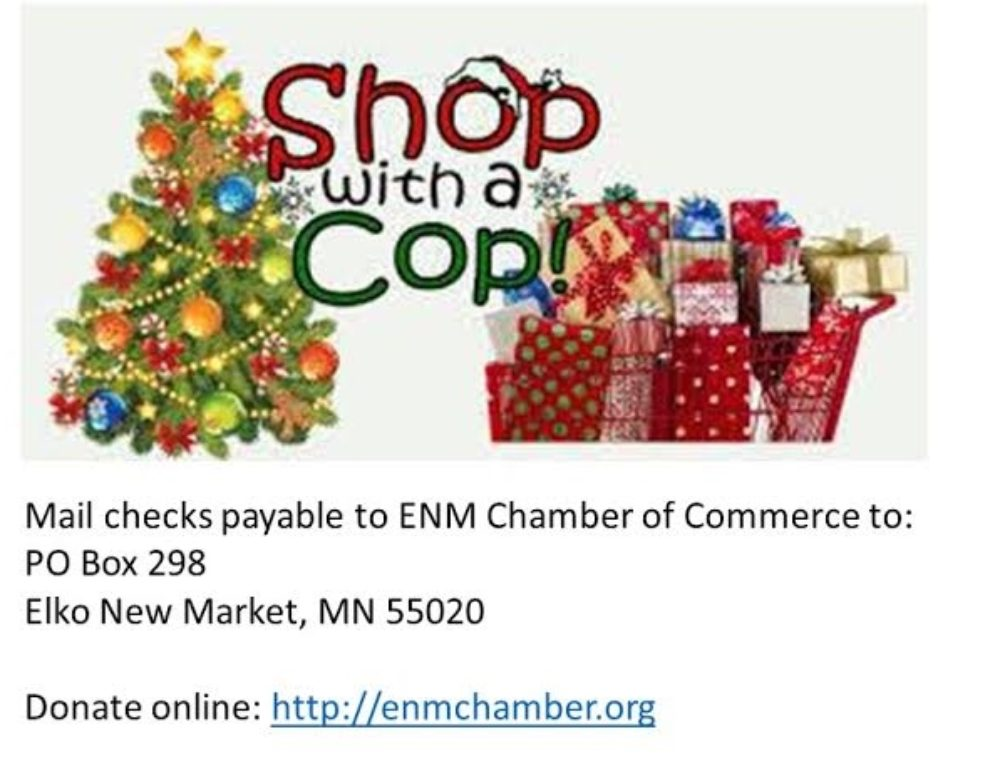 Donate to Shop with a Cop today!