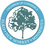 Elko New Market Chamber of Commerce Sticky Logo Retina