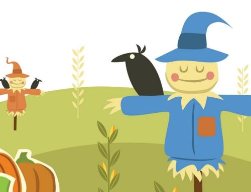 Celebrate fall! Join in our Scarecrow Contest!